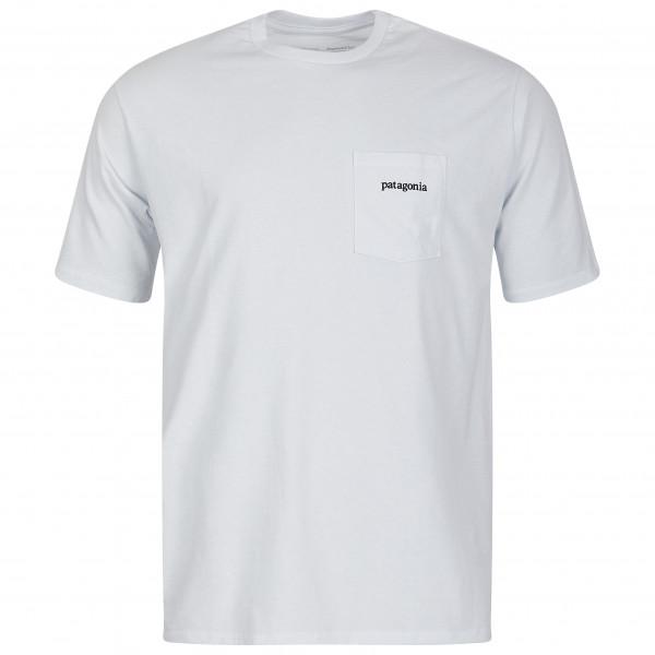 Patagonia - Line Logo Ridge Pocket Responsibili-Tee - T-shirt