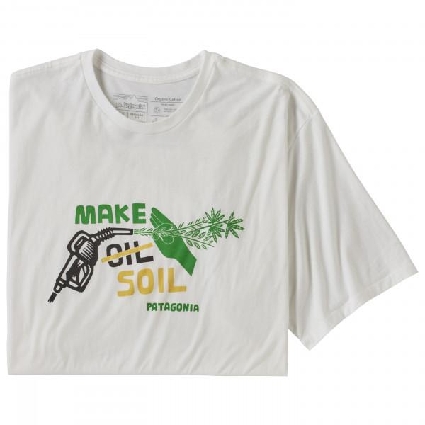 Patagonia - Make Soil Organic T-Shirt - Camiseta de manga corta