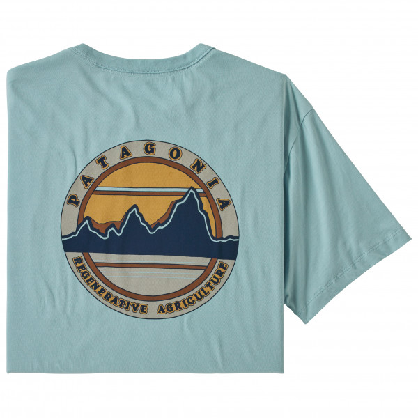 Patagonia - Road to Regenerative Pocket Tee - T-shirt