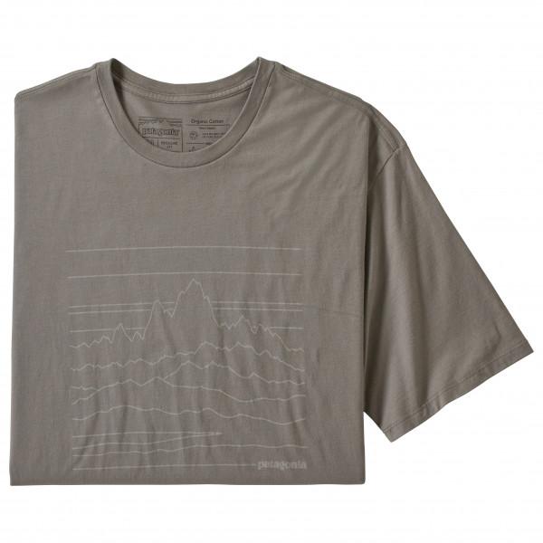 Patagonia - Up High Endurance Organic T-Shirt - T-Shirt