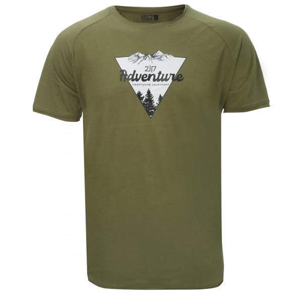 2117 of Sweden - Printed T-Shirt Apelviken - T-shirt