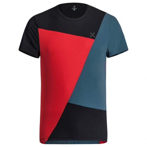 Montura - Outdoor Color Block T-Shirt - Sport shirt