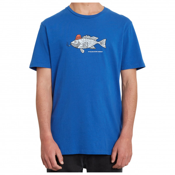 Volcom - Trout There LTW S/S - T-paidat