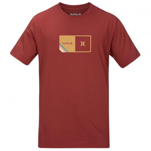 Hurley - Halfer Stripe S/S - T-paidat