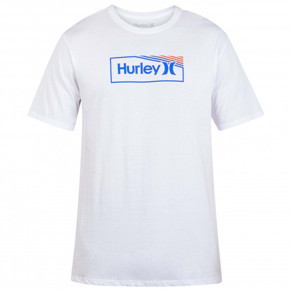 Hurley - One&Only Box Gradient S/S - T-Shirt