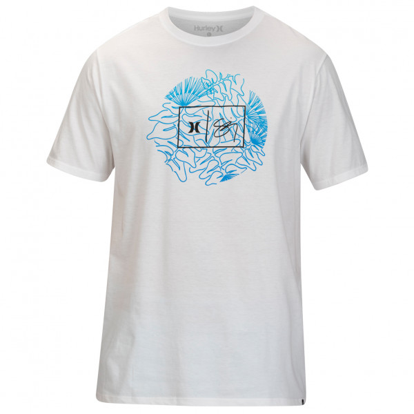 Hurley - Sig Zane Wailehua S/S - T-Shirt