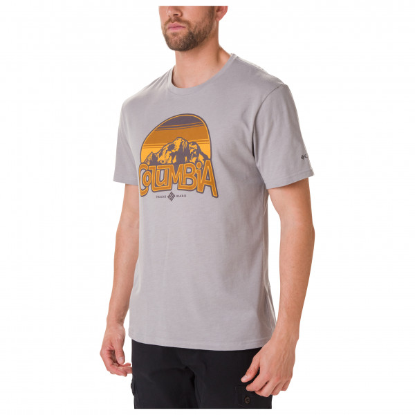 Columbia - Basin Butte S/S Graphic Tee - T-shirt