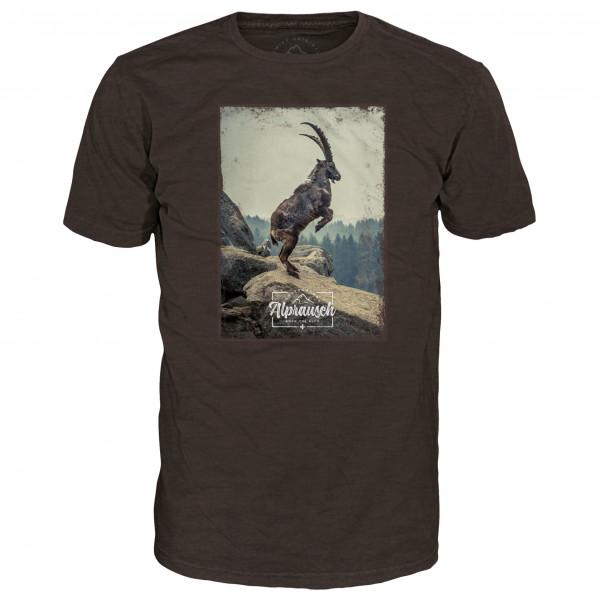 Alprausch - Alpe-König Merino Shirt - T-shirt