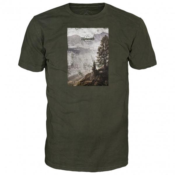 Alprausch - Höch Obe - T-shirt