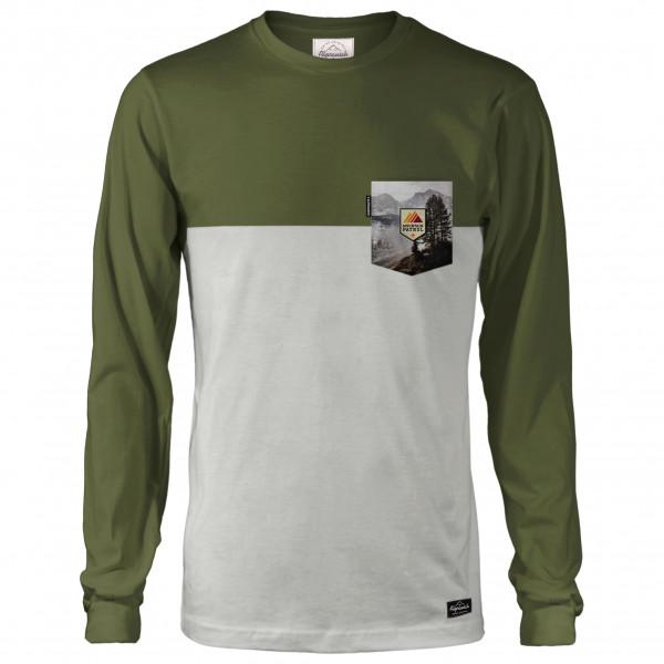 Alprausch - Wandervogel Longsleeve T-Shirt - Longsleeve