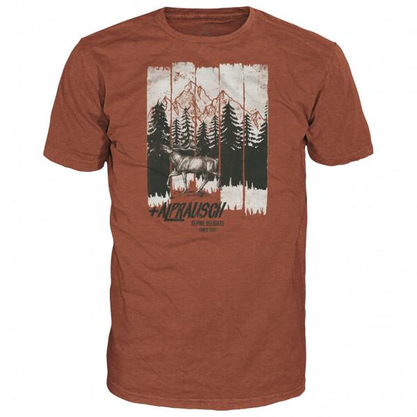 Alprausch - Wildi Hirsch - T-shirt