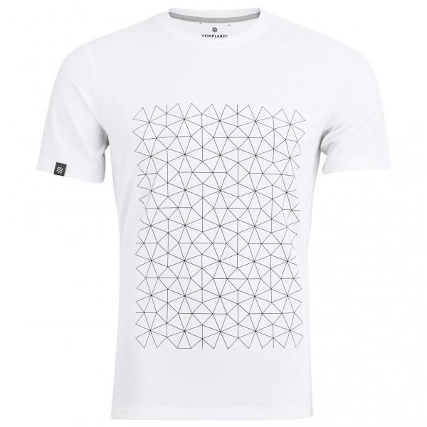 Heimplanet - Grid Block T-Shirt - T-Shirt