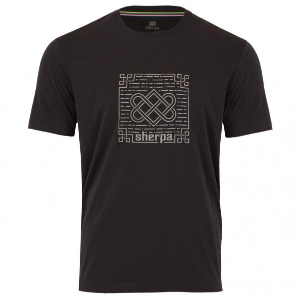 Sherpa - Endless Knot Flag Tee - T-Shirt