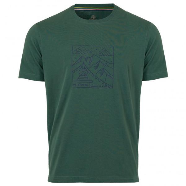 Sherpa - Mountain Stupa Tee - T-shirt