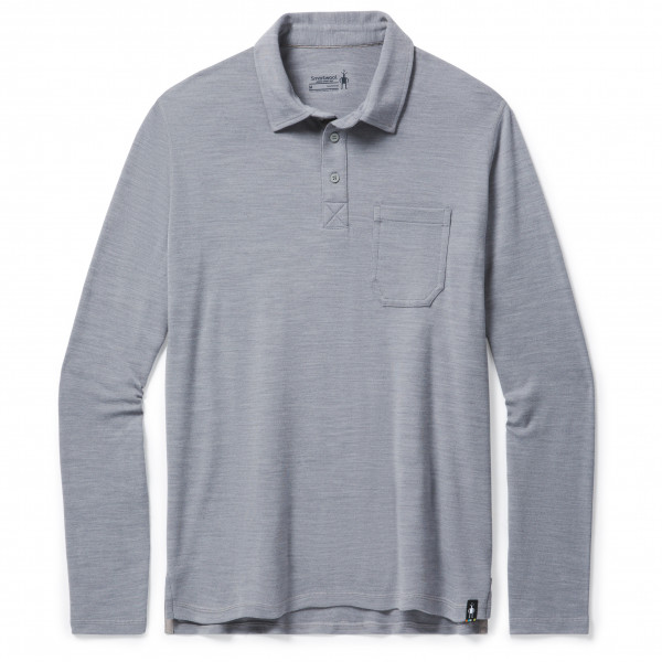Smartwool - Merino Sport 250 Long Sleeve Polo - Polo-Shirt