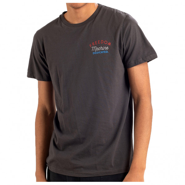 DEDICATED - Stockholm Freedom Machine - T-Shirt