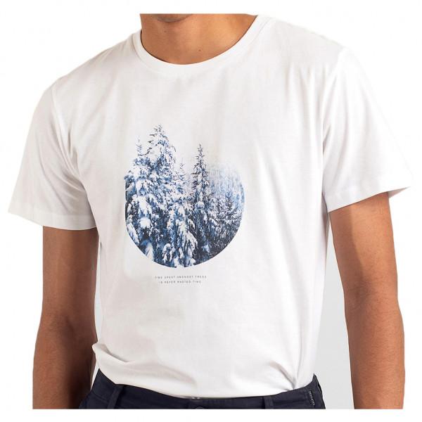 DEDICATED - Stockholm Wood Photo - T-shirt