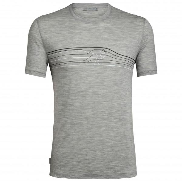 Icebreaker - Spector S/S Crewe Ski Racer - Camiseta de manga corta
