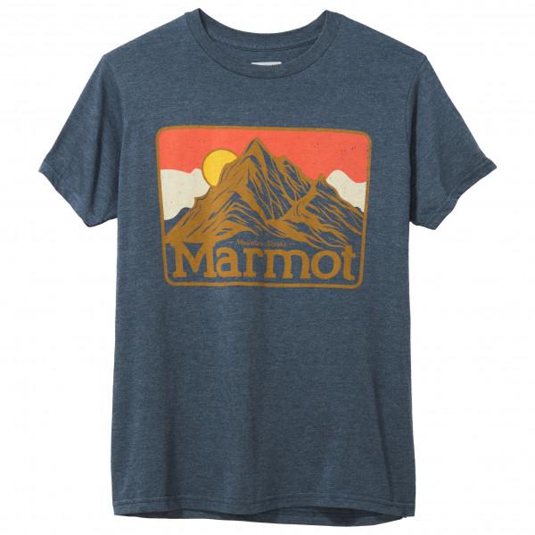 Mountain Peaks Tee S/S - T-shirt