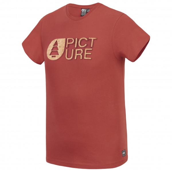 Picture - Basement Cork Tee - T-shirt