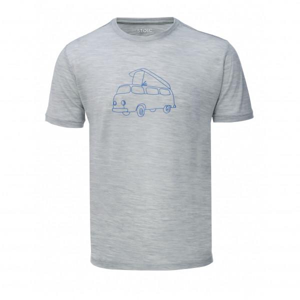 Stoic - T150 Merino S/S BussSt. - T-Shirt