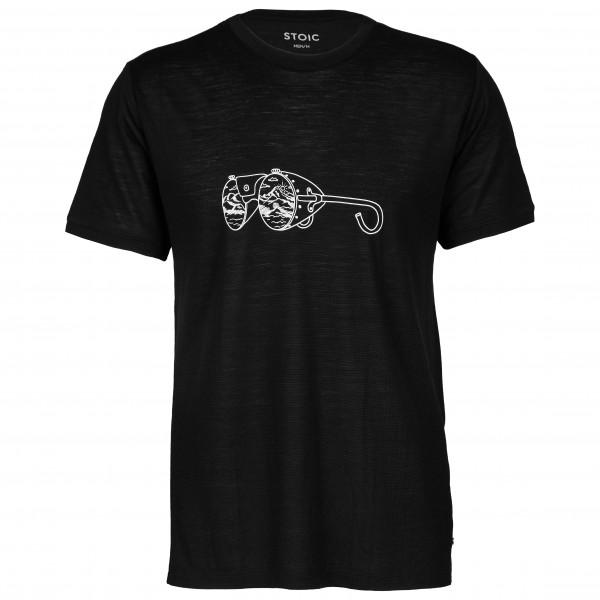 Stoic - T150 Merino S/S GlasögonSt. - T-Shirt