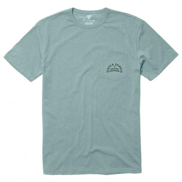 Vissla - Stacked Upcycled Tee - T-Shirt