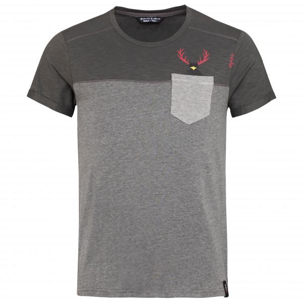 Chillaz - Street Hirschkrah - T-Shirt