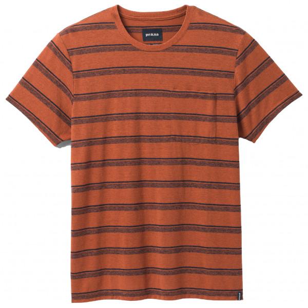 Prana - Elias Short Sleeve Crew - T-shirt