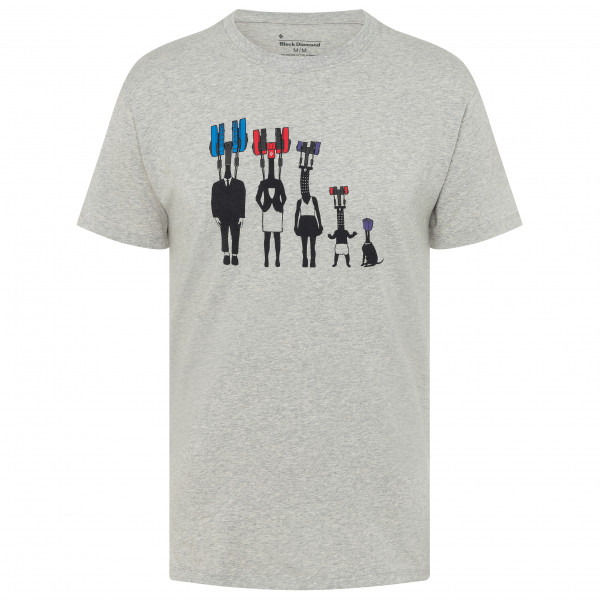Black Diamond - S/S Cam Family Tee - T-shirt