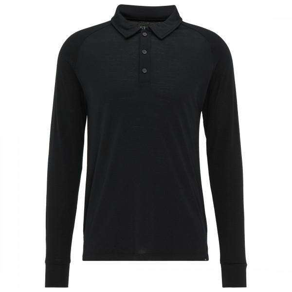 T180 Merino KullerstadtSt L/S Polo - Polo shirt