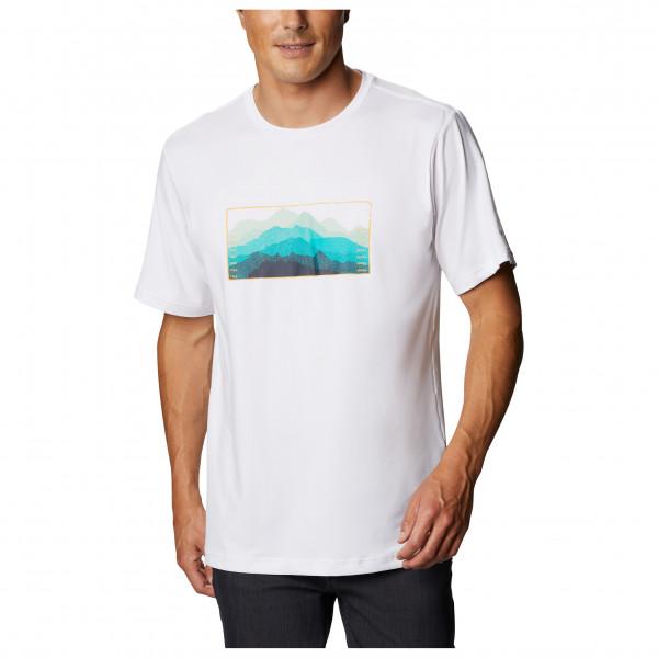 Columbia - Tech Trail Graphic Tee - T-shirt technique