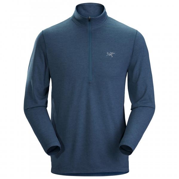Arc'teryx - Cormac Zip Neck L/S - Laufshirt