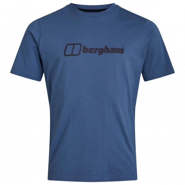 Berghaus - Big Colour Logo S/S Tee - T-shirt