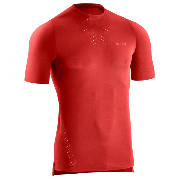 CEP - Run Ultralight Shirt Short Sleeve - Hardloopshirt