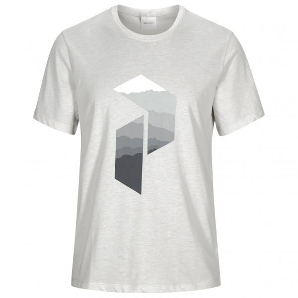 Peak Performance - Explore Big P Tee - Sport shirt