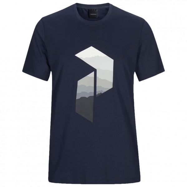 Peak Performance - Explore Big P Tee - T-shirt technique