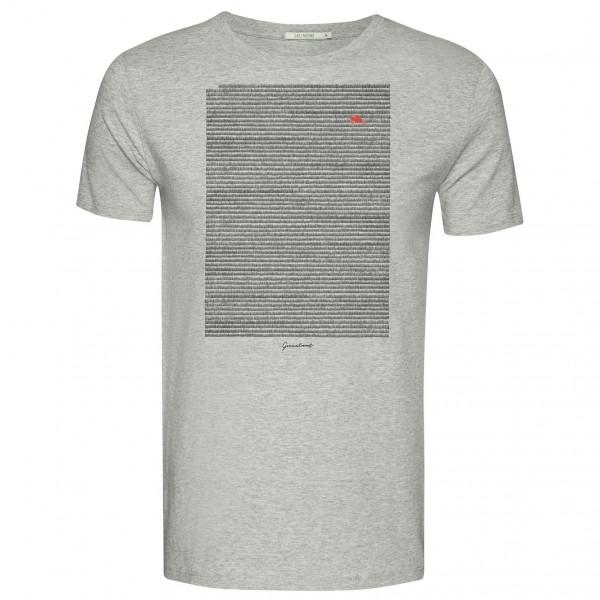 GreenBomb - Animal Mole Meadow Guide - T-shirt
