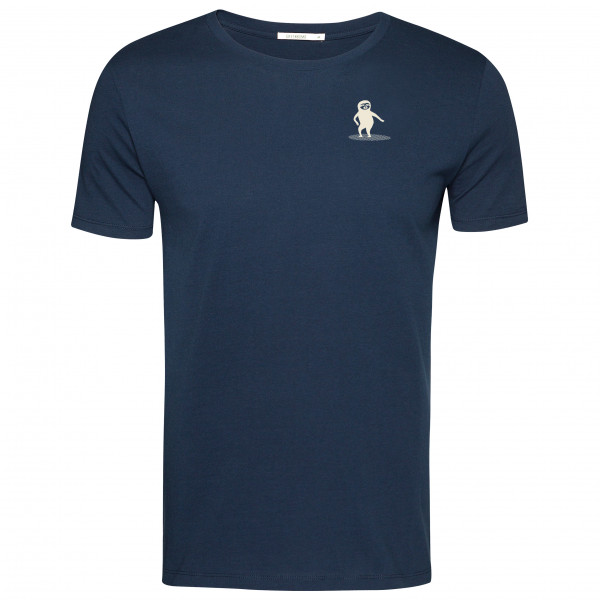 GreenBomb - Animal Sloth Surfer Guide - T-shirt