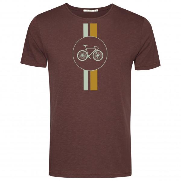 GreenBomb - Bike Highway Spice - T-shirt