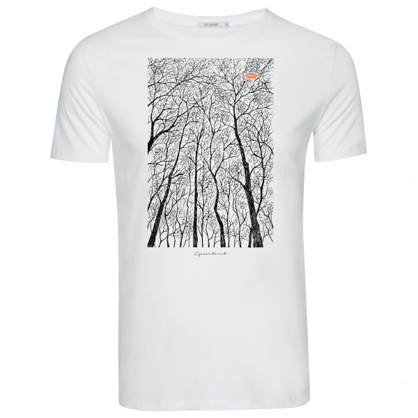 GreenBomb - Nature Forest Peep Guide - T-Shirt