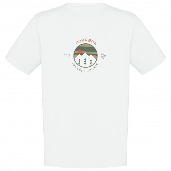 Norrøna - /29 Cotton Journey T-Shirt - T-paidat