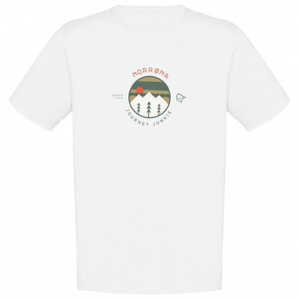 Norrøna - /29 Cotton Journey T-Shirt - T-shirt