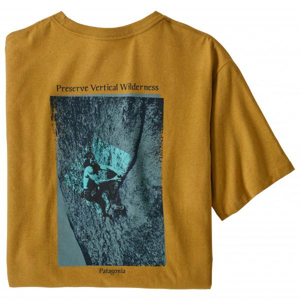 Patagonia - Granite Magic Pocket Responsibili-Tee - T-paidat