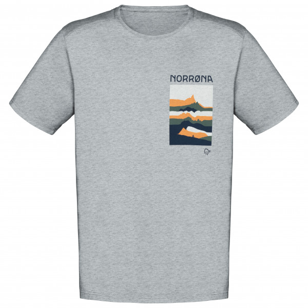 Norrøna - /29 Cotton Mountains T-Shirt - T-paidat