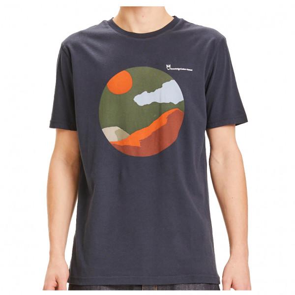 Alder Landscape Printed Tee Vegan - T-shirt
