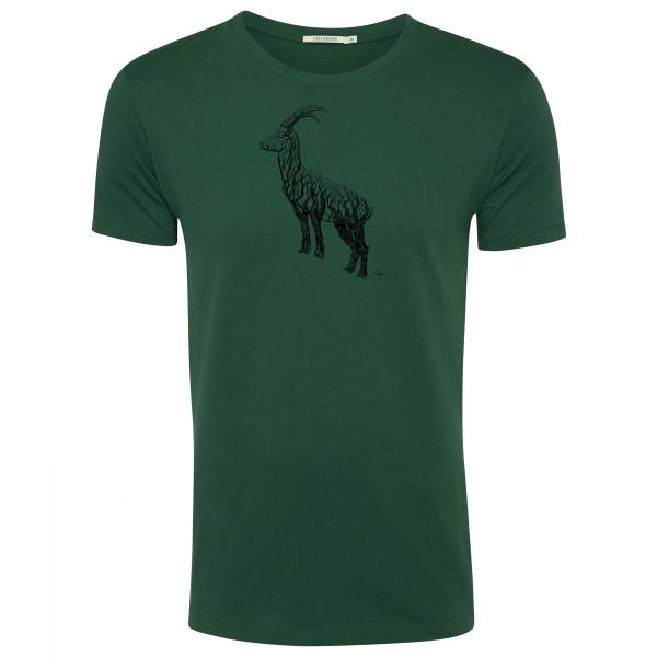 GreenBomb - Animal Ram Guide - Camiseta de manga corta