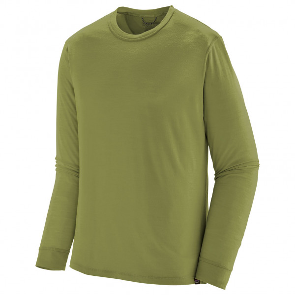 Patagonia - L/S Cap Cool Merino Shirt - Merinotröja
