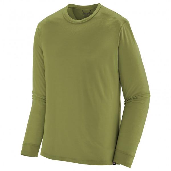 Patagonia - L/S Cap Cool Merino Shirt - Merinovillapaita