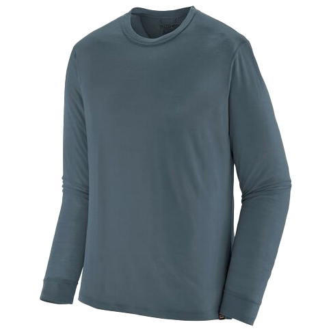 Patagonia - L/S Cap Cool Merino Shirt - Merino-shirt